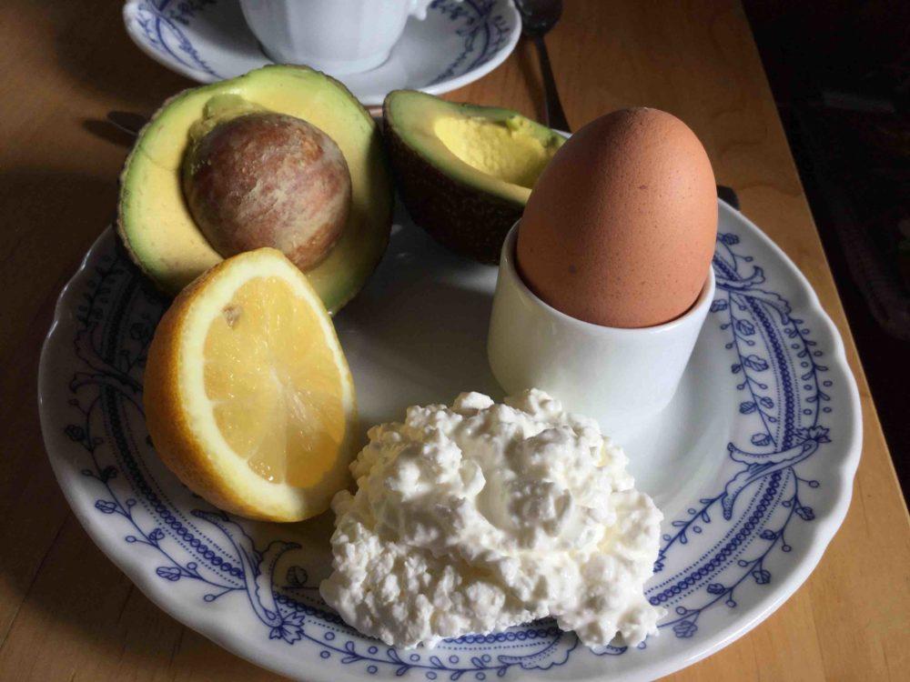 Protein Frühstück